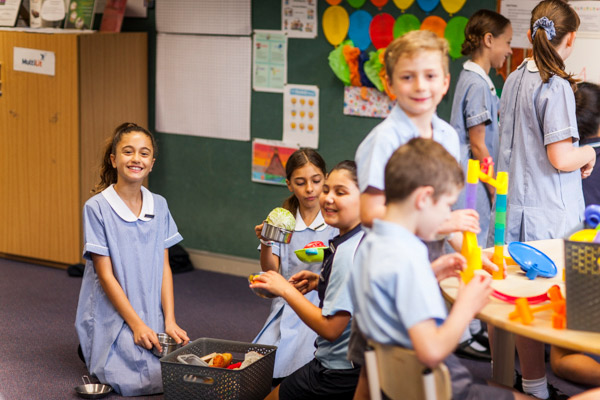 Villa Maria Catholic Primary School Hunters Hill Before and After School Care